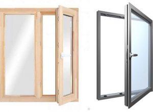Ремонт деревянних и алюминиевых окон в Химках